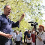 Why you should step up the ladder at Speakers Corner